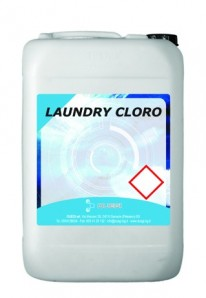 4 LAUNDRY CLORO