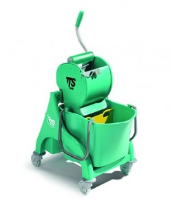 CARRELLO NICK VERDE L.28 C/DIV E STRIZZ DRY